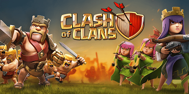 clash of clans gmail şifresi