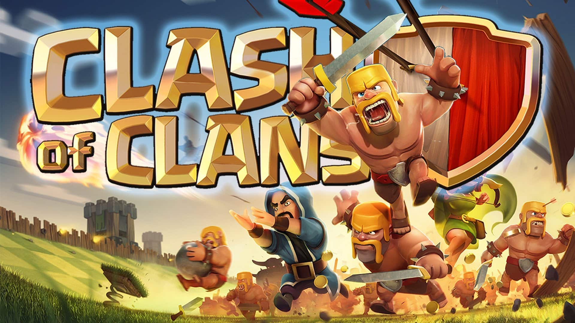 Clash Of Clans Köy Silme